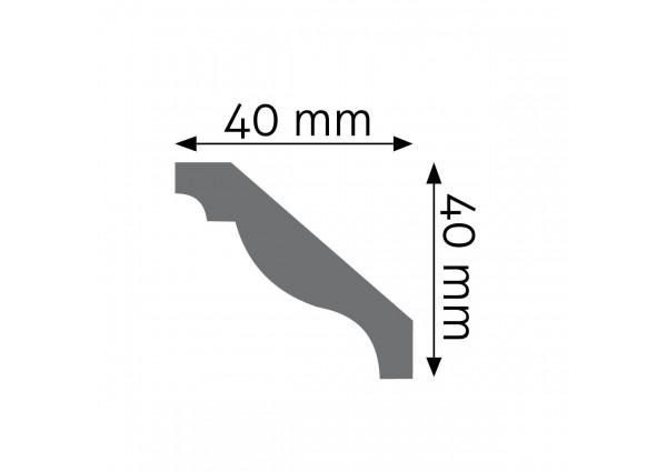1.50.266 Listwa gzymsowa