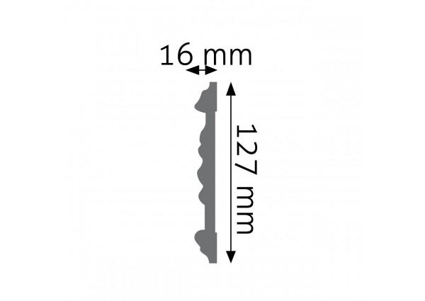 1.51.307 Listwa ścienna FLEX