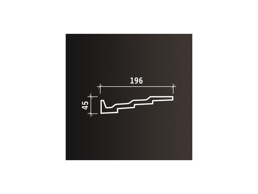 Profil elewacyjny MW.001