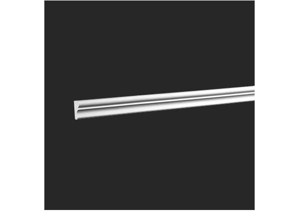 ORAC DECOR P2020 FLEX gięta Listwa ścienna