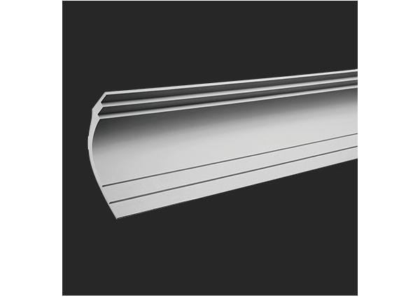 Mardom Decor MD017A aluminium Listwa przypodłogowa