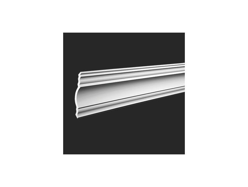Mardom Decor MD234A aluminium Listwa przypodłogowa