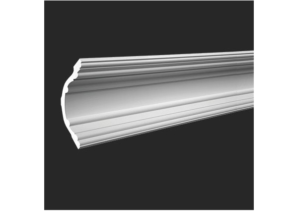 Profil dekoracyjny gładki Dunin Wallstar PP-021