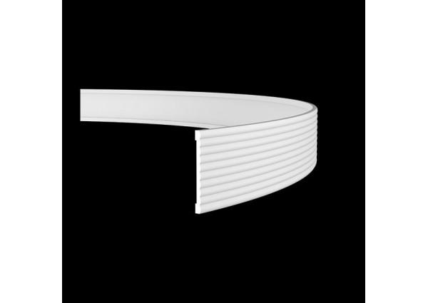 Szyna podwójna ZS2-150 Creativa aluminowa 150 cm