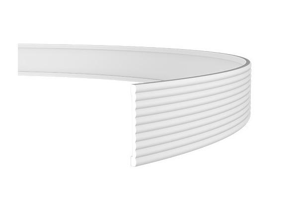 Szyna podwójna ZS2-200 Creativa aluminowa 200 cm