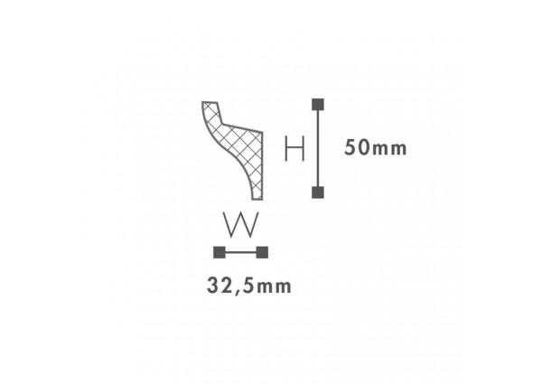 Panel ścienny ORAC DECOR DX119-2300