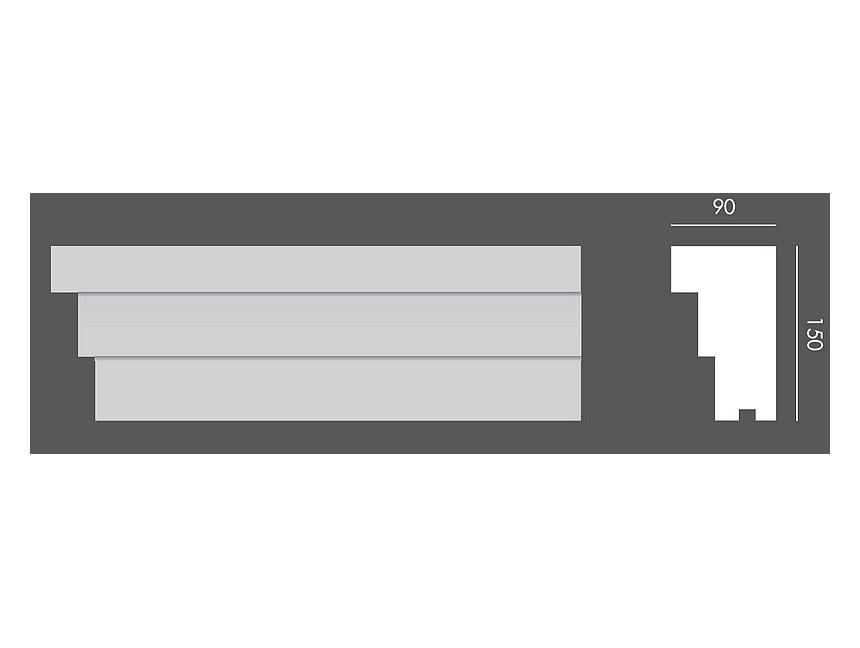 Profil elewacyjny MW.007
