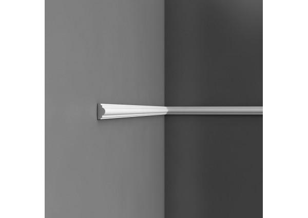 Listwa przypodłogowa Mardom Decor MD234A aluminium