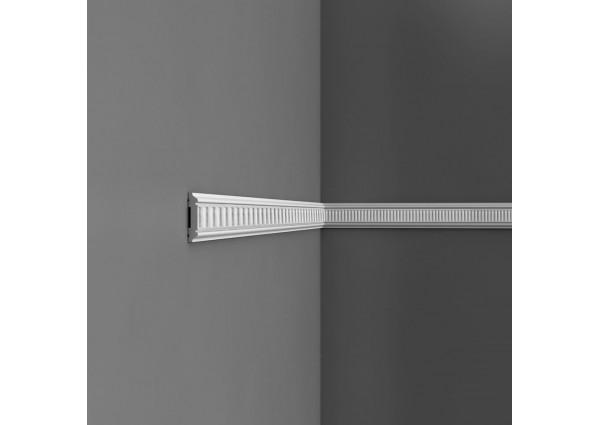 Listwa przypodłogowa Mardom Decor MD356A aluminium