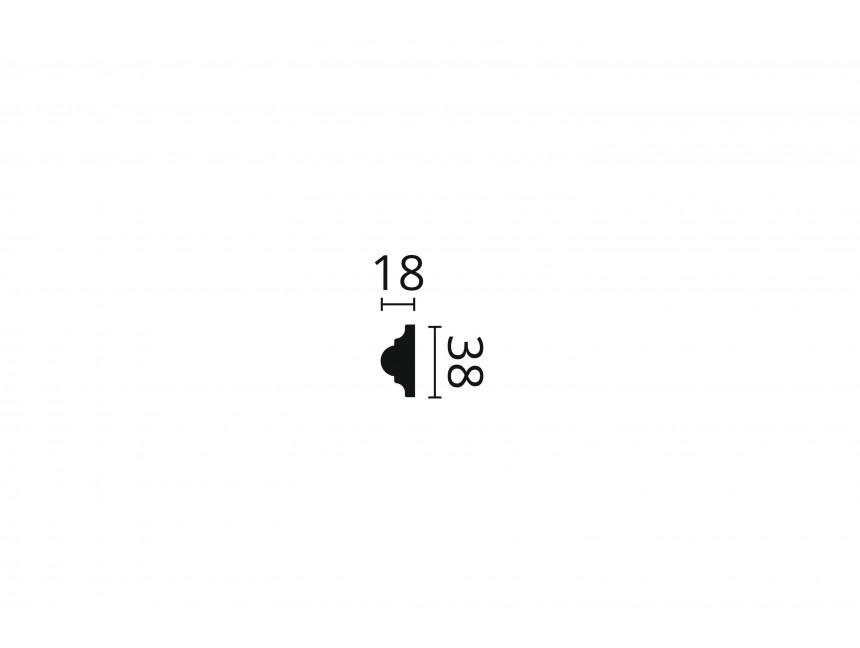 Listwa ścienna NMC Arstyl Z13 Flex