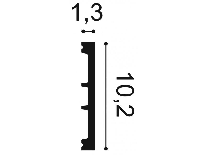 Listwa ścienna ORAC DECOR P5021
